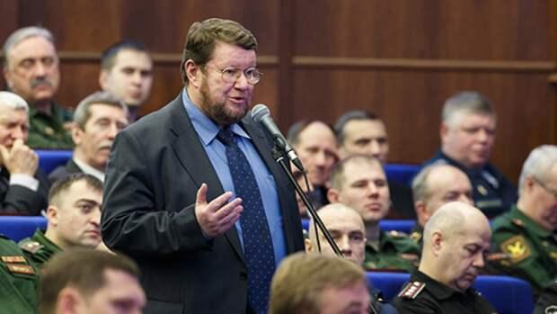 «Верните Аляску России»: Сатановский ответил США на призыв вернуть Крым Украине