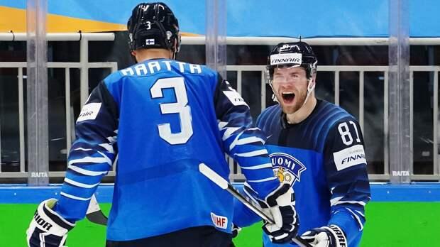 Финляндия обыграла Норвегию в 3-м туре ЧМ-2021