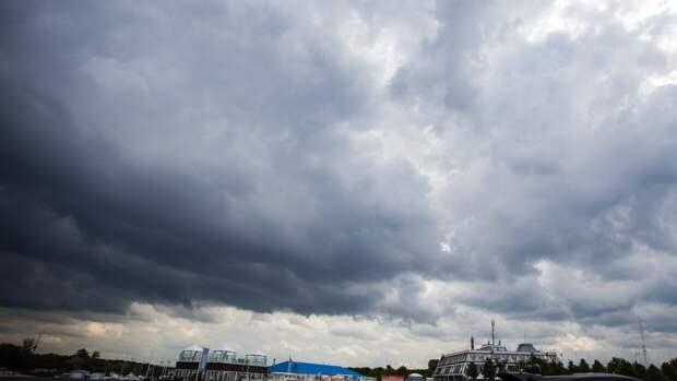 Синоптик предупредил москвичей о пасмурной погоде 9 мая