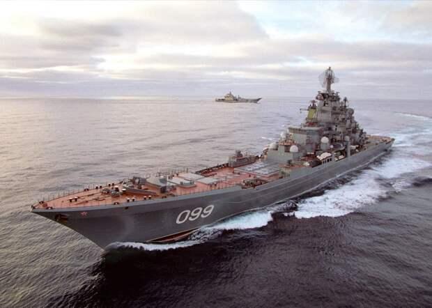 Пять фрегатов или один крейсер?