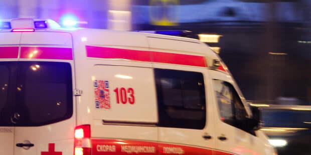 Водитель в Казани «убил» пациента на скорой