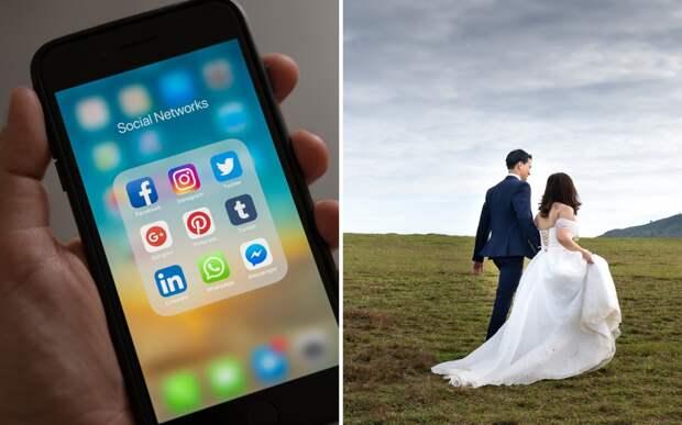 Жених года: мужчина посмотрел в телефон и чуть не испортил свою свадьбу