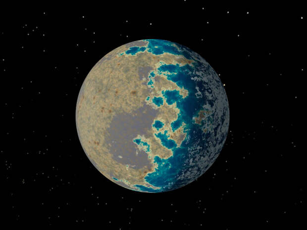 Экзопланета K2-72 e признана обитаемой с вероятностью в 90%