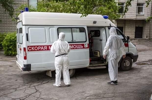 В России за сутки выявили 8 937 заразившихся коронавирусом
