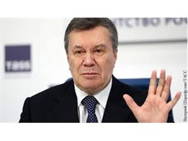 Пять ошибок Виктора Януковича