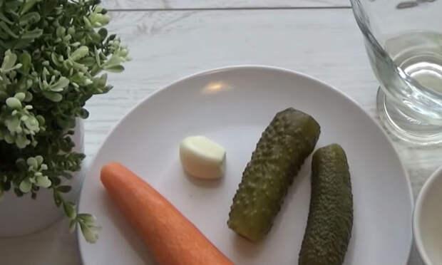 Овощная закуска вкуснее икры: готовим за минуты