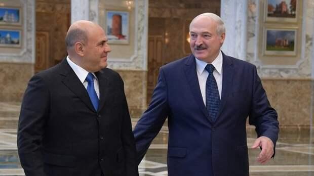 Власти Белоруссии пошли на уступки в развитии Союзного государства с Россией