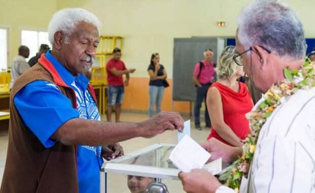 Новая Каледония пытается отделиться отФранции