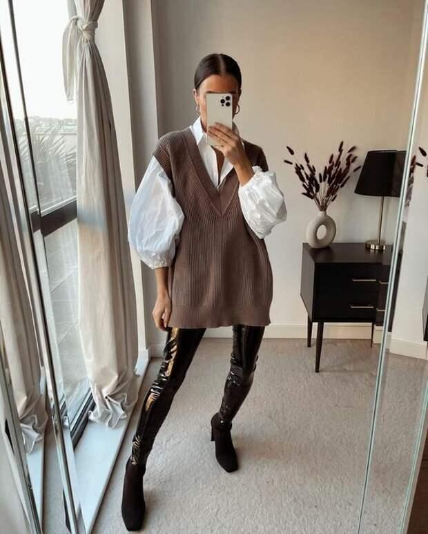 Модные брюки зима 2021. Стильные модели и актуальные цвета