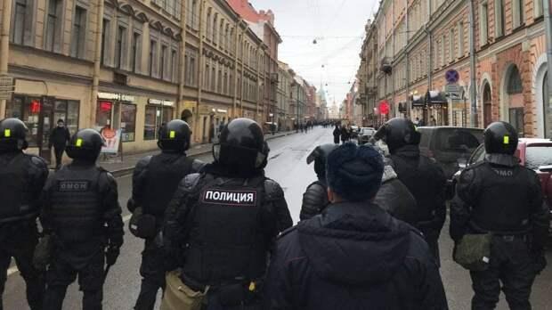 Митинги в поддержку Навального не набрали заявленного организаторами числа участников
