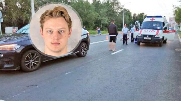 Русский хоккеист насмерть сбил велосипедиста. Отец Иванюженкова был министром спорта РФ, а брата отмазали от тюрьмы