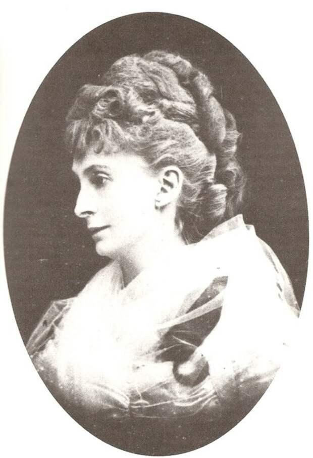 Софья Трубецкая, дочь Николая I.