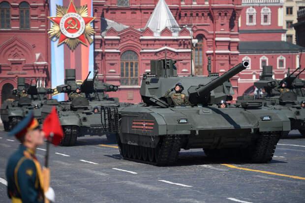 National Interest назвал пять главных боевых машин парада Победы