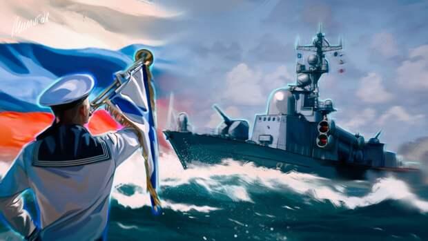 Офицеры НАТО откровенно рассказали о скрытых возможностях Черноморского флота