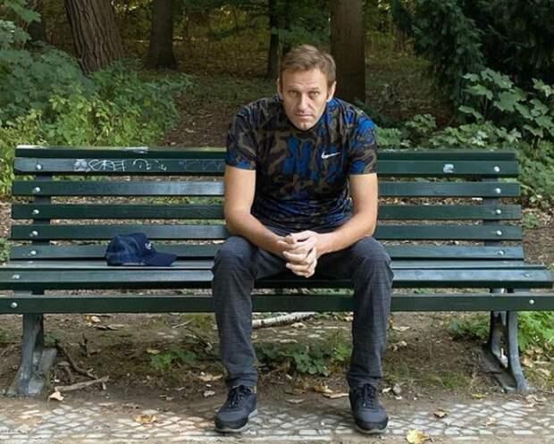 Навального объявили в федеральный розыск