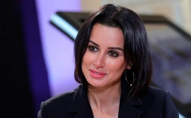 Телеведущая и журналистка Тина Канделаки