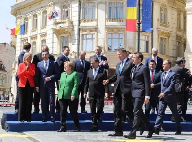 Die Welt: политика санкций загнала ЕС в российскую ловушку