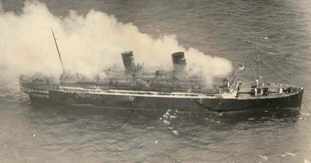 Странная тайна моря: лайнер «Морро Касл»