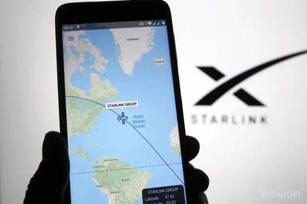 Starlink от SpaceX запустят через Wi-Fi в самолетах