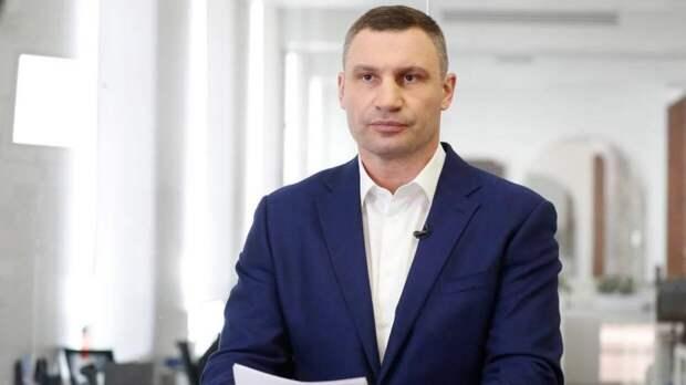 Зеленскому придется бороться с Кличко за президентское кресло