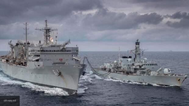 Попов: непонятно, что делают ВМС США у границ России