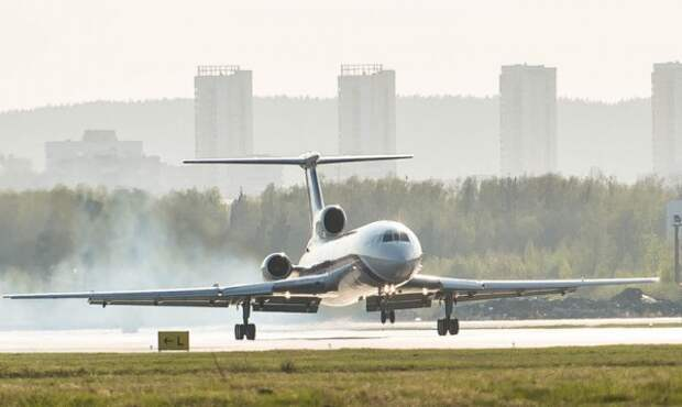 В России опубликован список субсидируемых направлений для полетов в Крым