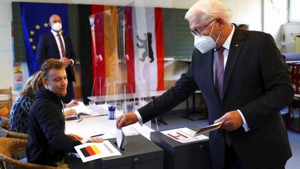 После выборов Германию ждут многомесячные переговоры о коалиции: Атлантический совет