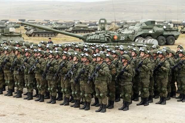 Российские Сухопутные войска попали в тройку лидеров рейтинга The National Interest