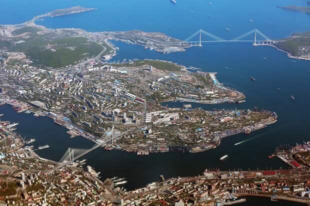 Здесь будет город: на ВЭФ подписали документ о строительстве Спутника на Дальнем Востоке