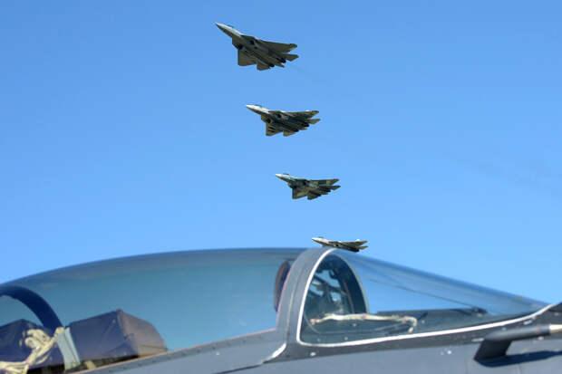 Самолеты с российскими миротворцами отправились в Карабах