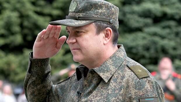 Глава ЛНР назвал профессионалами убивших ополченцев диверсантов