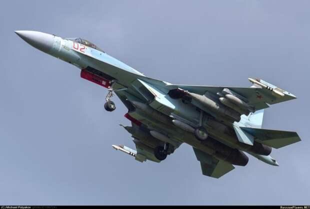 Турецкая пресса: Су-35 опасный противник со старыми ракетами