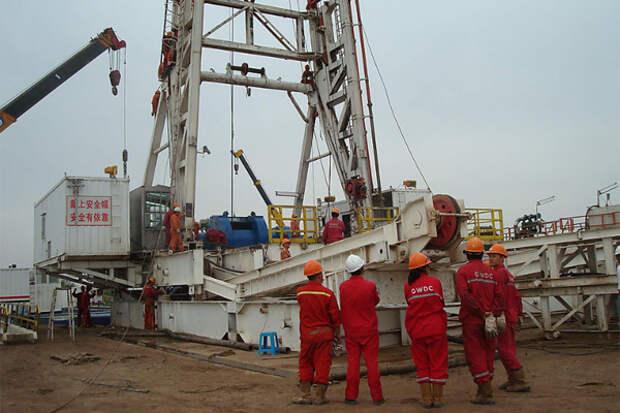 Крупное месторождение сланцевой нефти открыто в КНР