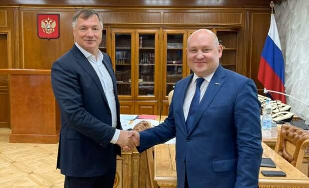 Хуснуллин и Развожаев обсудили развитие Севастополя