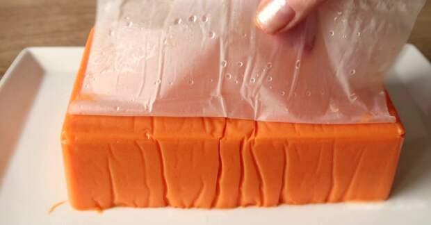 Десерт из моркови без выпечки