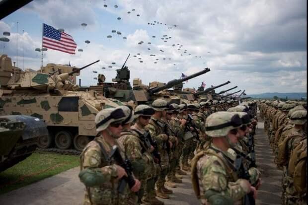 """США вместо """"борьбы с терроризмом"""" берет курс на мировую войну"""