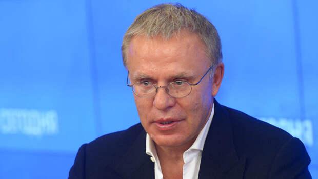 Фетисов - о запрете медведя на ОИ: может еще разговаривать по-русски запретят?