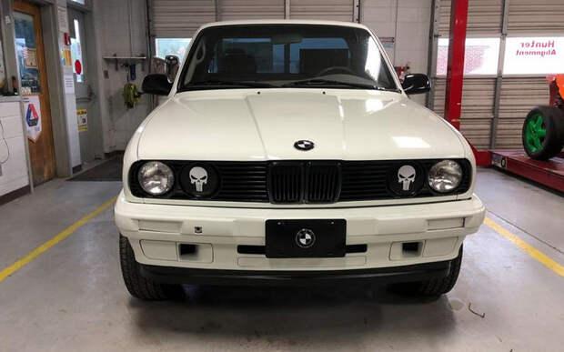 Тойоту скрестили с BMW, и вот что получилось