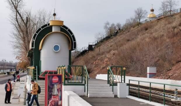 Здание старой станции детской железной дороги в Оренбурге восстановят к 2022 году