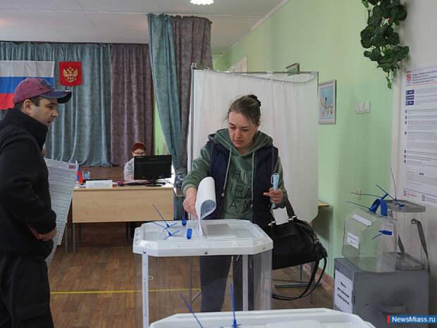 Выборы в Крыму прошли без нарушений
