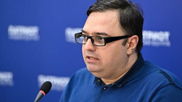 """Блогер Манукян анонсировал свое участие в проекте ФАН """"Давай поговорим"""""""