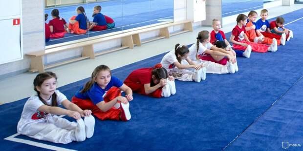В Щукине бесплатно преподают спортивное ориентирование и биатлон