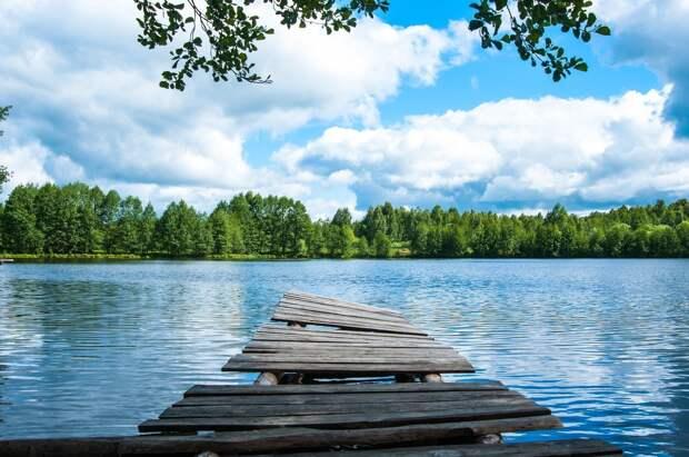В Удмуртии 16 августа воздух прогреется до +31 градуса