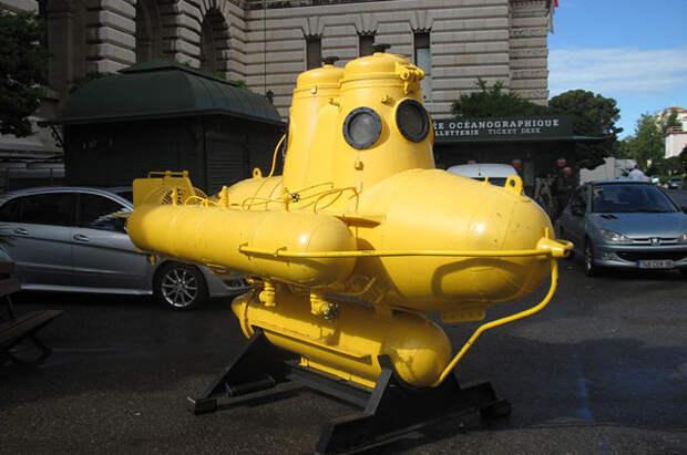 Он и есть море. Жак-Ив Кусто и его 60 лет под водой жак-ив кусто, исследователи