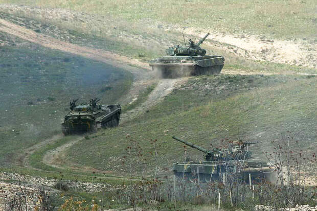 В Нагорном Карабахе погибло более 100 военных