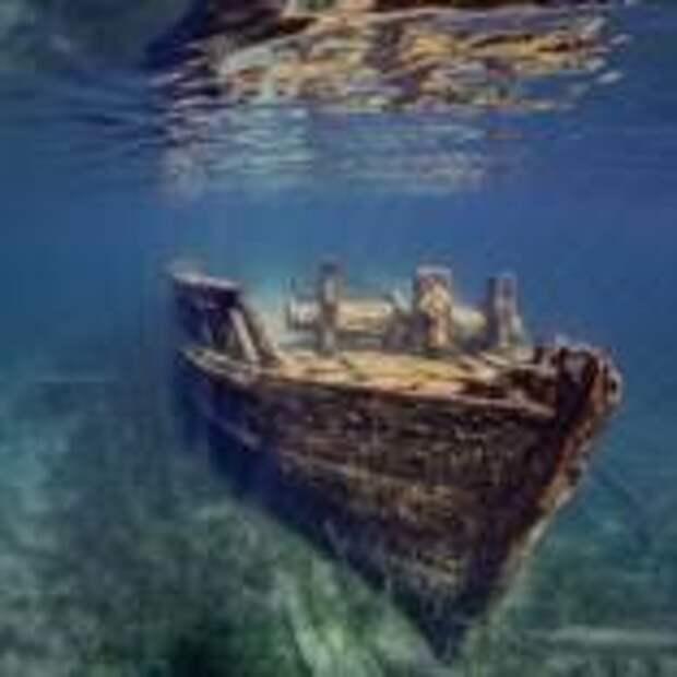 Лучшие места в мире для погружения на затонувшие корабли