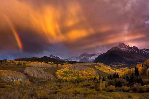 Пейзажи Национальных парков Америки
