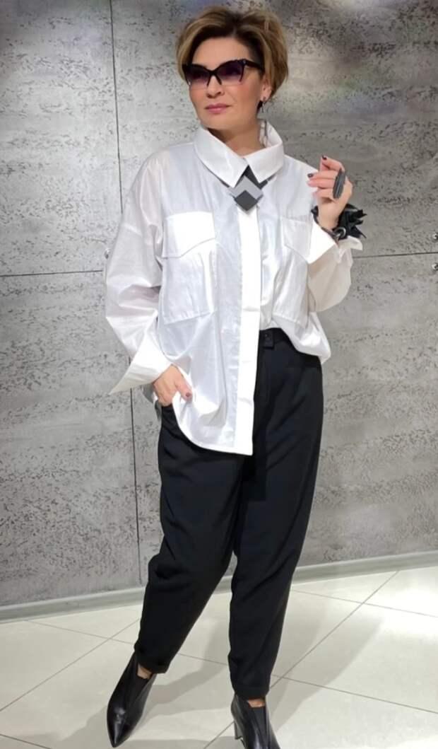 Как выглядеть стильно, когда в офисе установлен черно-белый дресс-код