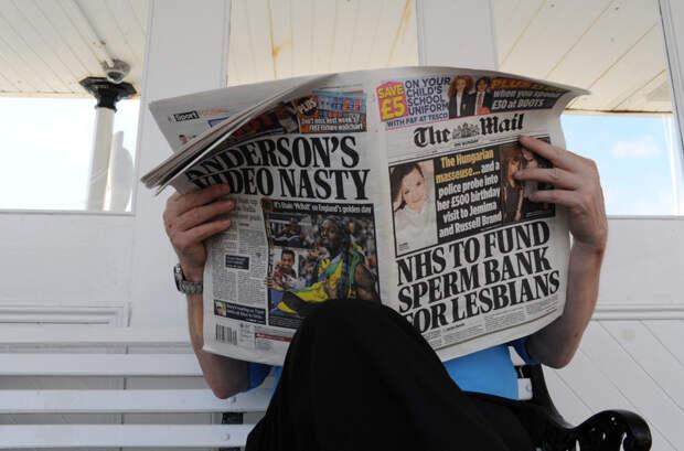 """""""Демократия умирает в темноте"""" медийной пропаганды"""