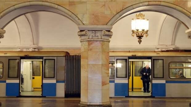 Человек на рельсах вызвал задержкупоездов на серой ветке метро Москвы